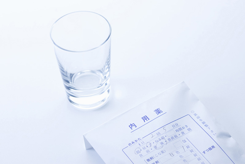 舌下免疫療法の薬の飲み方